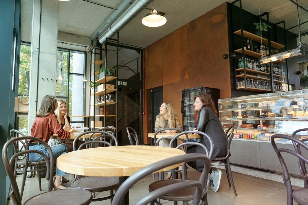 Kaviareň Café Re:public, Petřin ČR