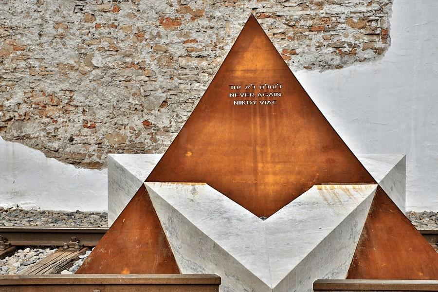 Pamätník holokaustu, Bardejov