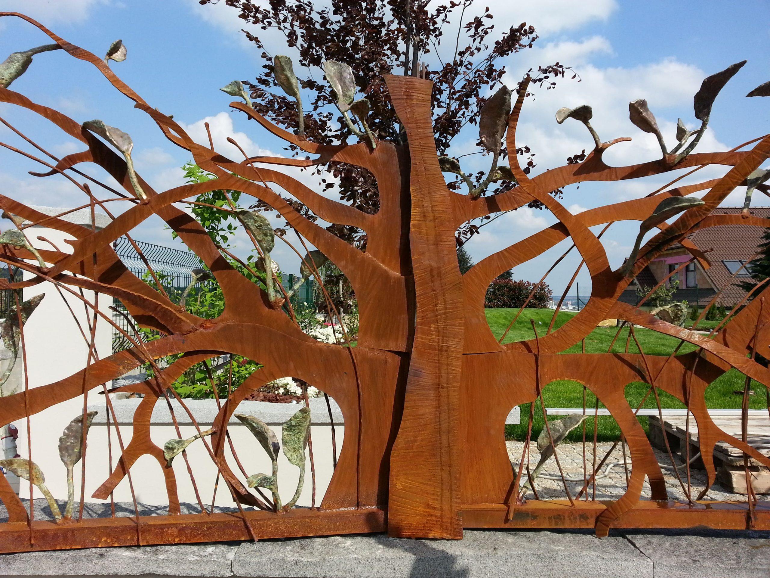 Umelecká brána a bránka, Limbach