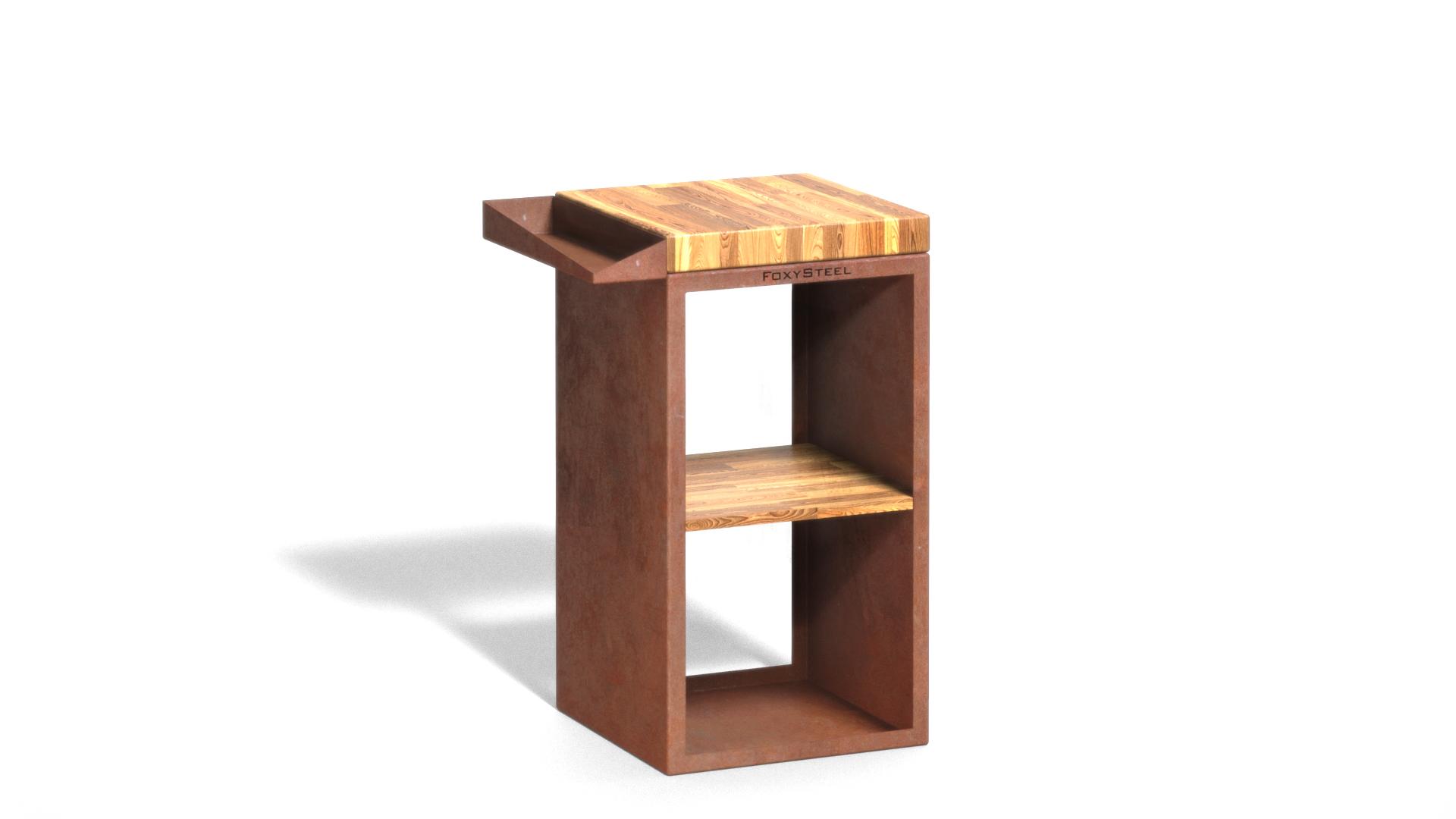 Príručný stolík BLOCK